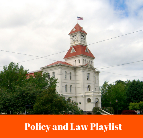 Policy and Law Playlist