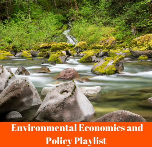 Environmental Economics Policy Playlist