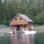 Alaskan Research Cabin